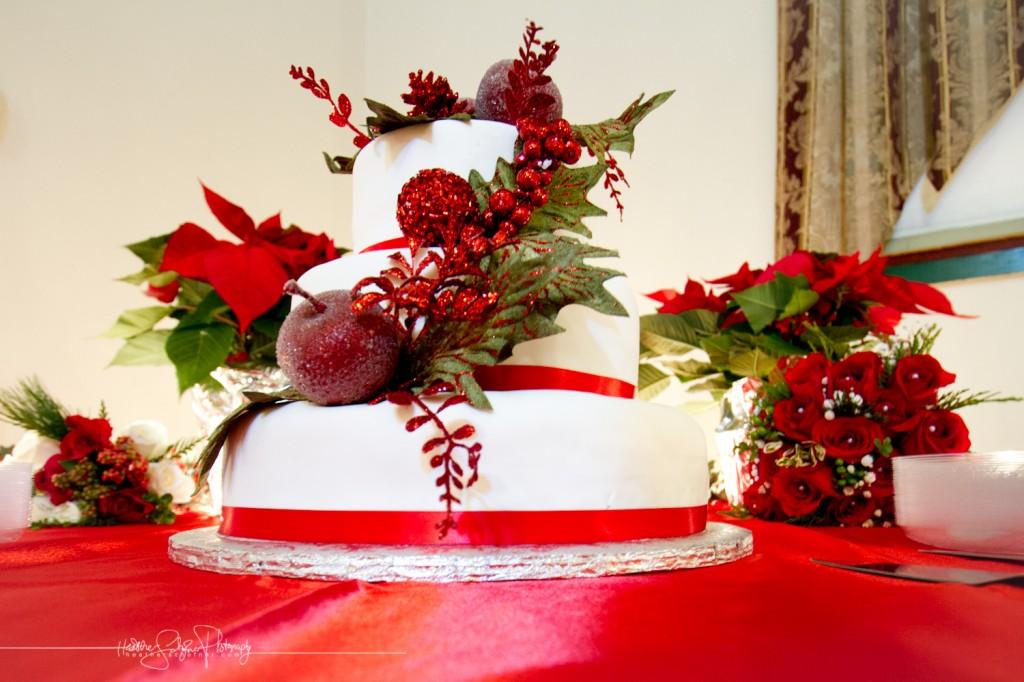 Not pictured: yummy red velvet cake on the inside