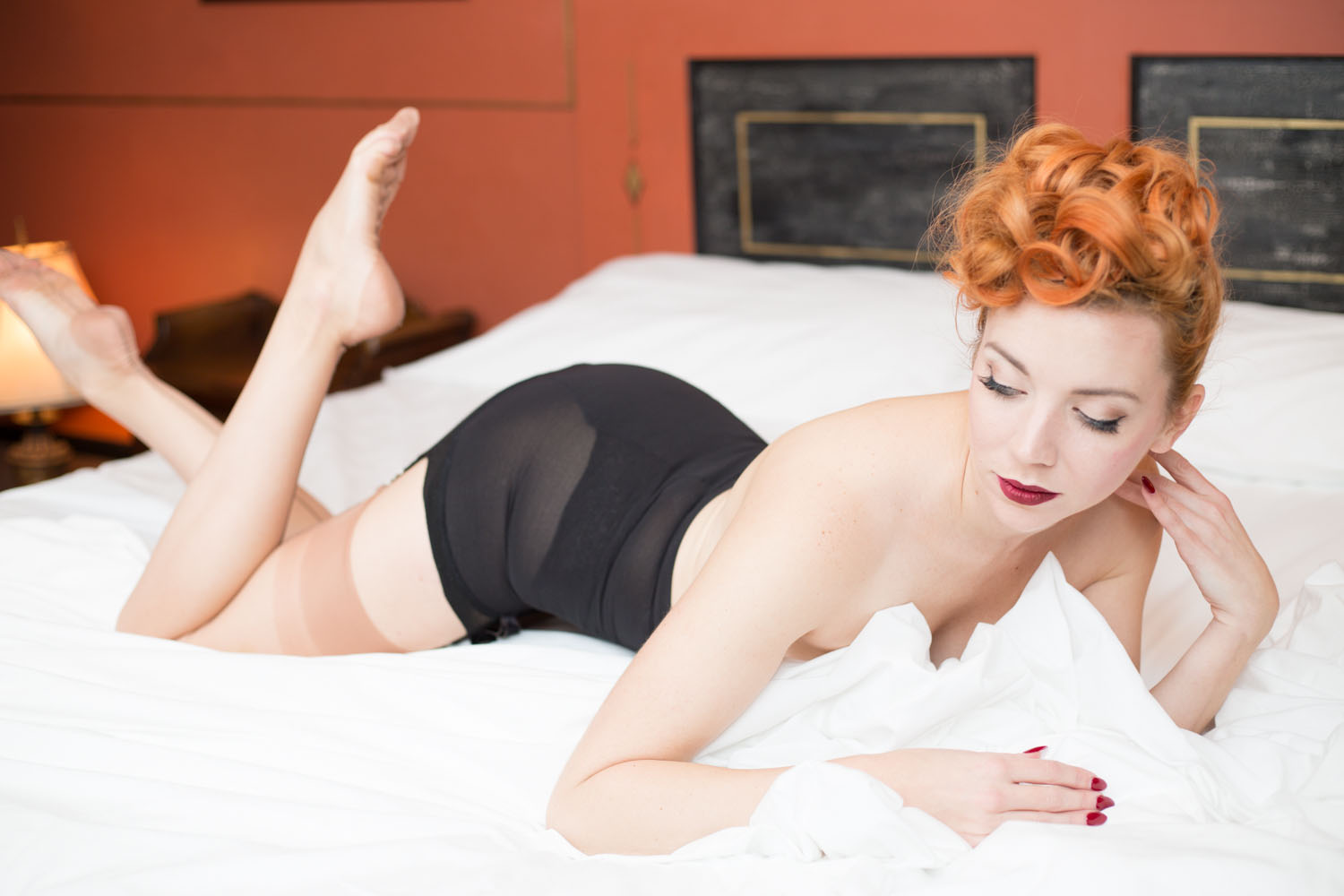 Boudoir by Heather Schofner Photography