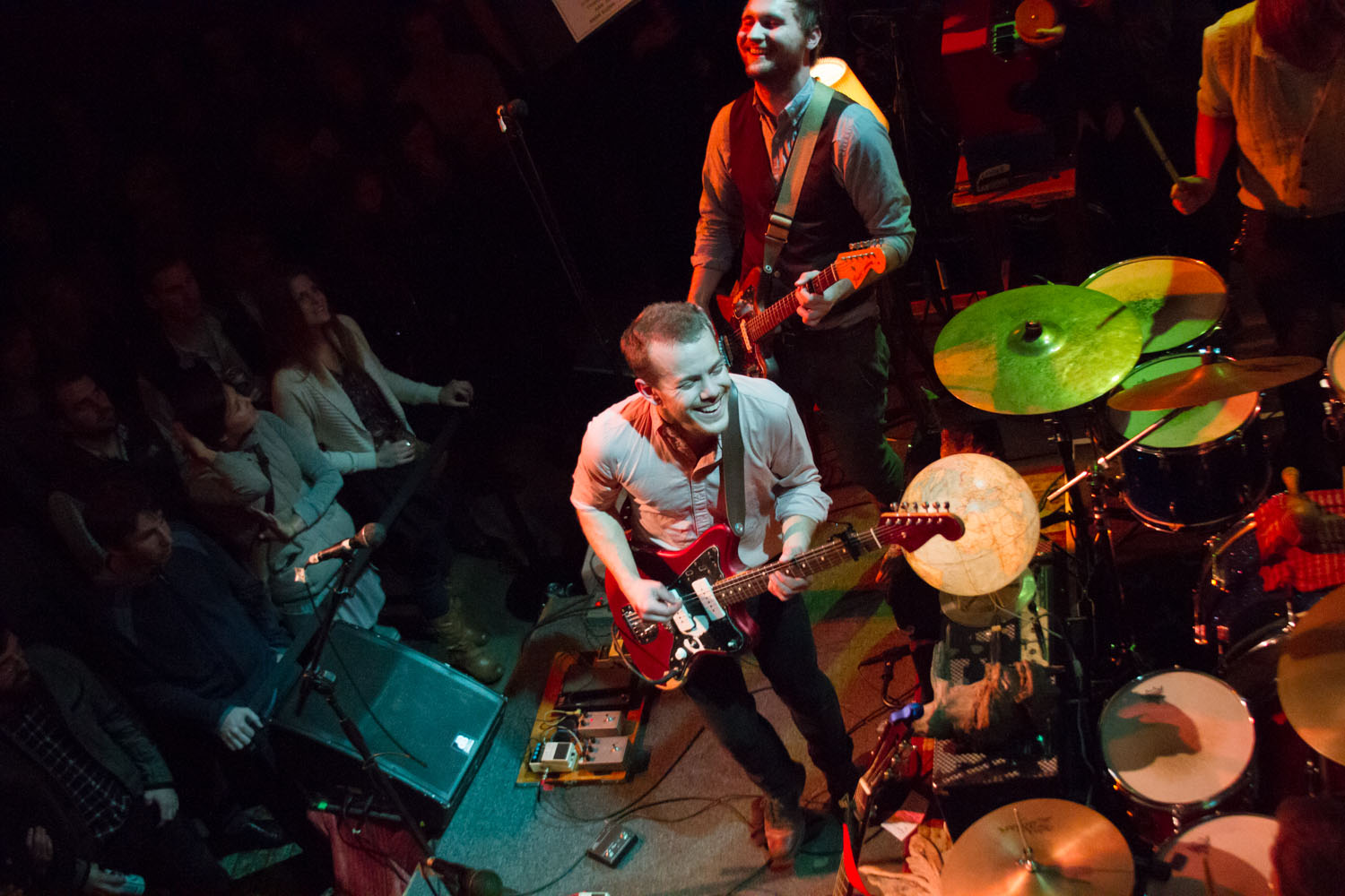 Typhoon at Mississippi Studios, Portland 2011 | photo by Heather Schofner